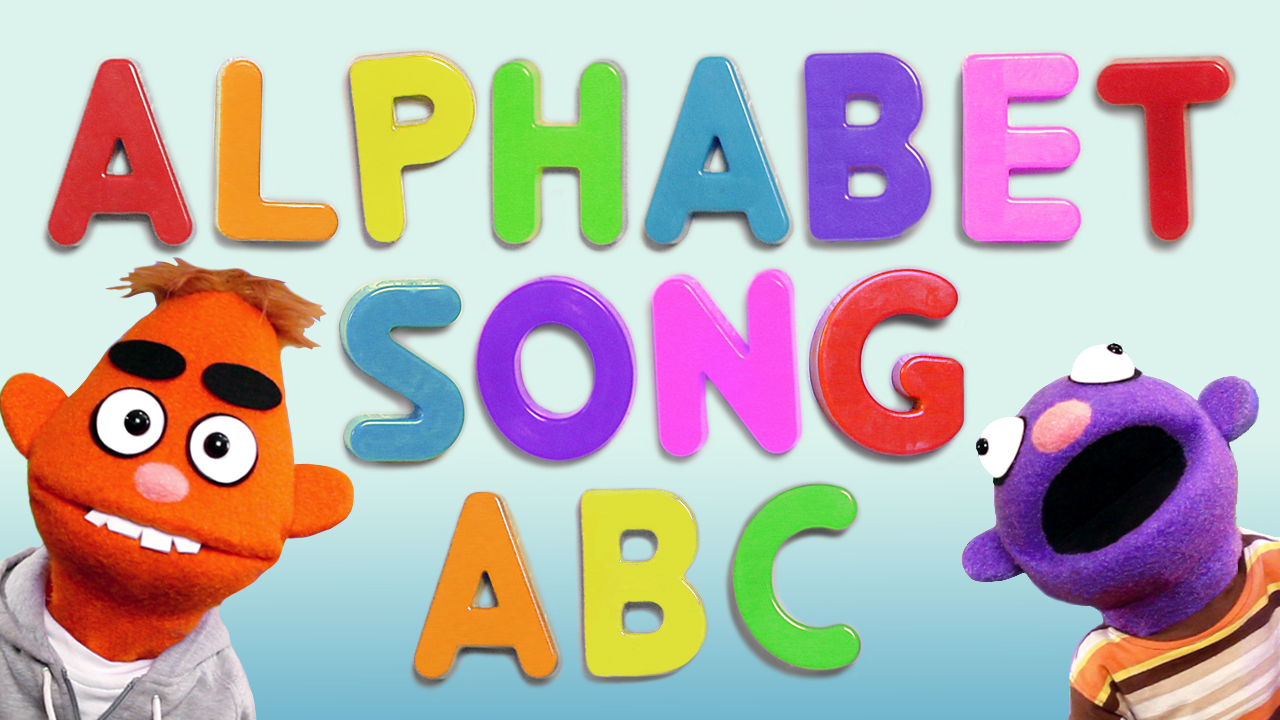 ALPHABET SONG | PANCAKE MANOR KIDS SONGS