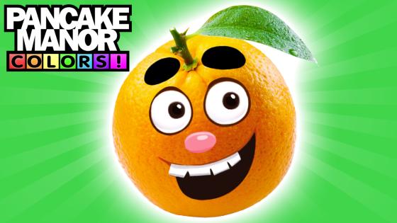 Orange Music Video