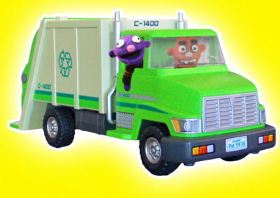 Recycle Truck Song