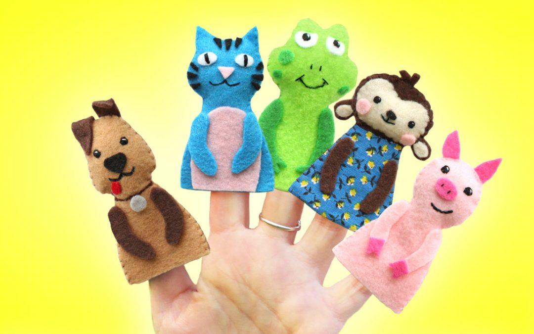 Animal Finger Family