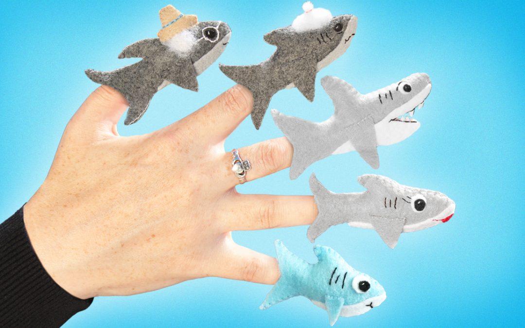 Baby Shark Finger Family