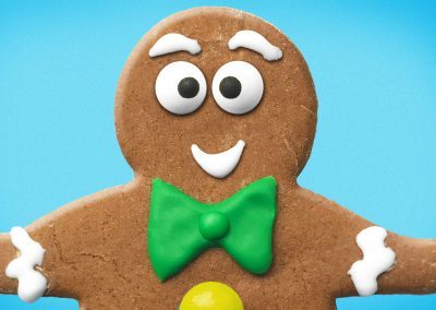 The Gingerbread Man Story